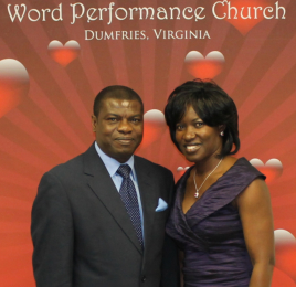 Rev. and Mrs. Samuel Osei