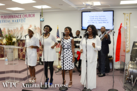 WPC Annual Harvest Singers