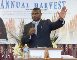WPC Annual Harvest Speech